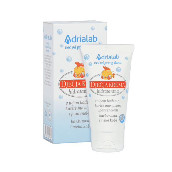 Adrialab Dječja hidratantna krema za lice 50 ml