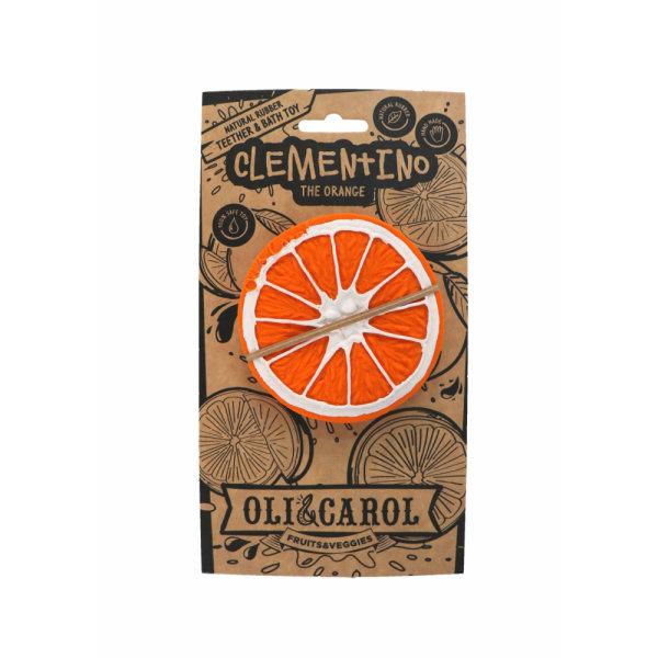 Oli&Carol žvakalica Naranča Clementino