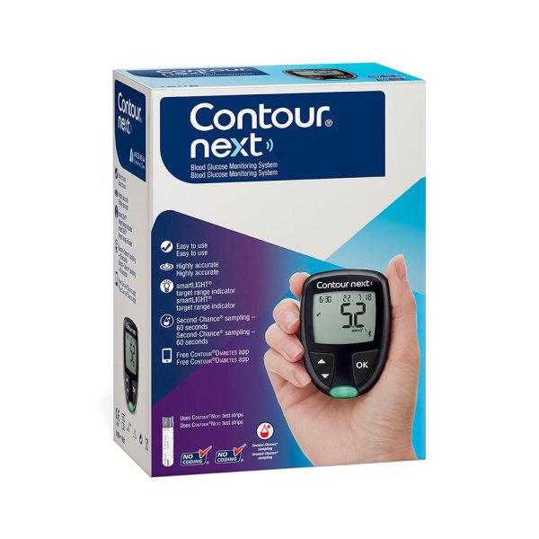 Contour Next set za mjerenje glukoze u krvi